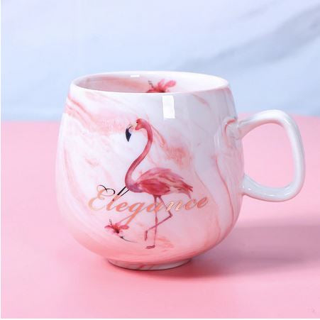 Tasse Flamant Rose