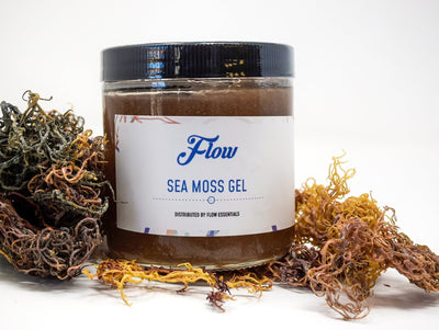 Flow Multi-Colored Sea Moss Gel - FLOW Essentials