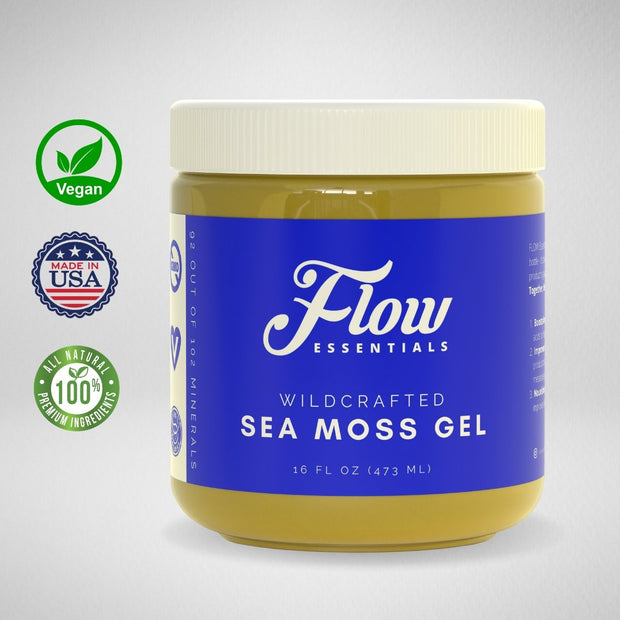 Flow Sea Moss Gel - FLOW Essentials