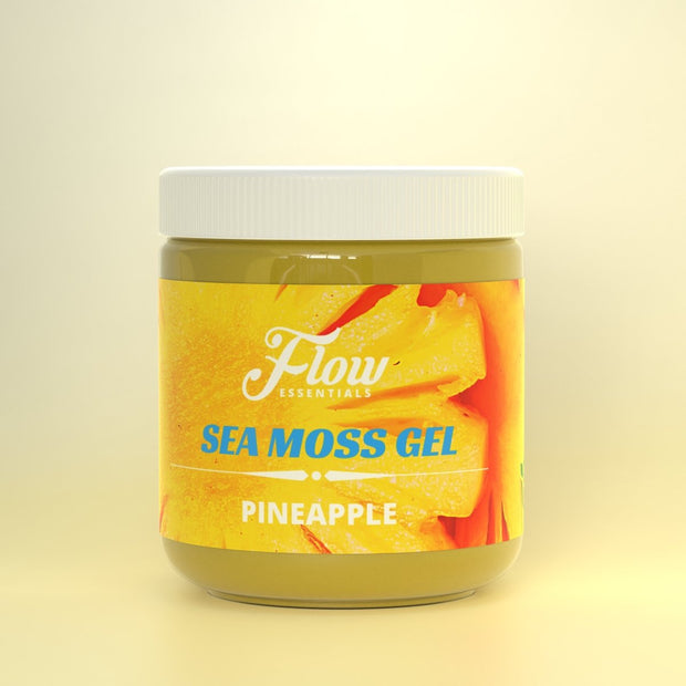 Fruit Infused Sea Moss Gel - FLOW Essentials
