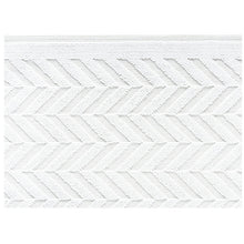 Load image into Gallery viewer, 60 X 100 Spina Grande White Rug