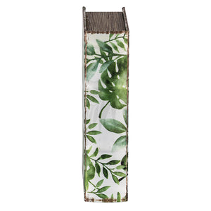 Green Leaves Book Box - Large