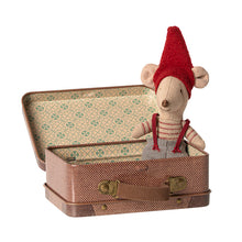 Load image into Gallery viewer, Christmas Mouse in Suitcase