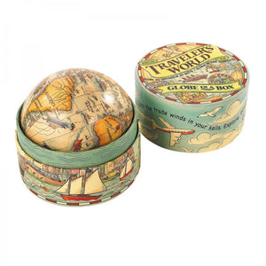 Traveler's Globe in box