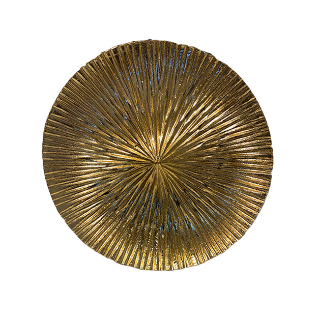 Gold Wood Wall Decor