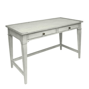 Grey Painted Writing Desk