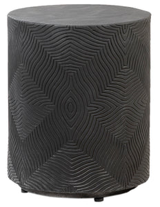 Kingra Black side table