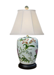 Multi Lily lamp