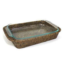 Load image into Gallery viewer, Rectangular Pyrex Bakeware Tray