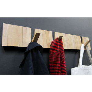 Switchboard Coat Rack, Natural