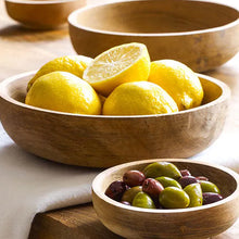Load image into Gallery viewer, Takara™ Wooden Bowl - Small