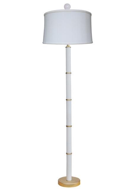 White Jade floor lamp