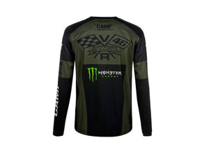 Rossi Monster Camp T-Shirt long