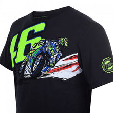 Load image into Gallery viewer, Official Valentino Rossi Banking Vale T'Shirt
