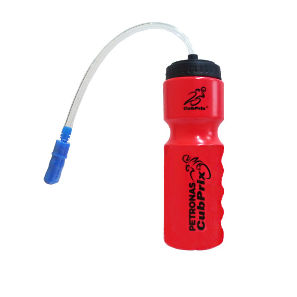 Water bottle Petronas Cubprix 25th Red/Blue