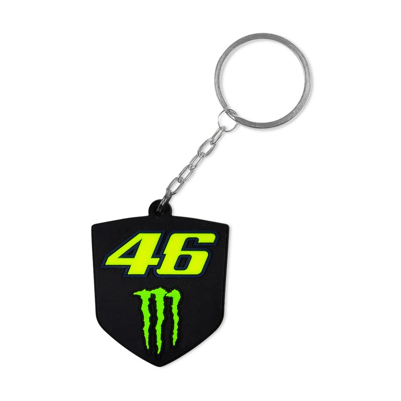 46 MONSTER ENERGY KEY HOLDER