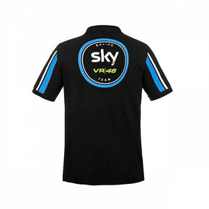 VR46 Official SKY Team Replica Polo