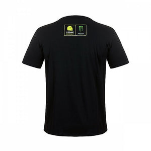 VR46 Official Valentino Rossi RIDERS ACADEMY MONSTER  T-SHIRT