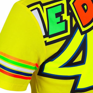 VR46 Official Valentino Rossi The Doctor Yellow T'Shirt