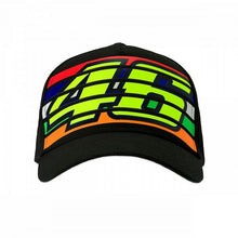 Load image into Gallery viewer, 46 STRIPES CAP BLACK