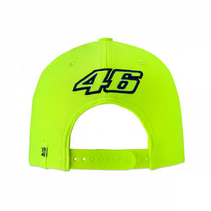 46 THE DOCTOR CAP YELLOW