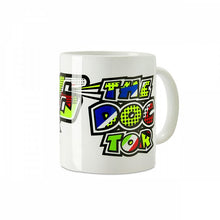 Load image into Gallery viewer, VR46 Official Valentino Rossi Pop Art Mug