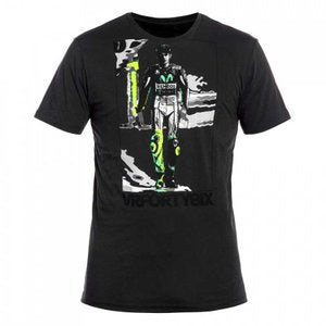 VR46 (Valentino Rossi) T-SHIRT GRAY