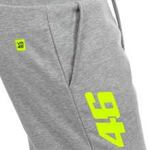 Load image into Gallery viewer, VR46 CORE SHORT PANTS GRAY