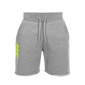 VR46 CORE SHORT PANTS GRAY
