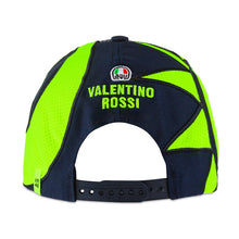 Load image into Gallery viewer, VALENTINO ROSSI VR46 CLASSIC MENS REPLICA HELMET CAP