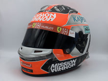 Load image into Gallery viewer, Charles Leclerc 2019 Replica Helmet