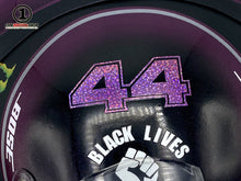 Load image into Gallery viewer, Lewis Hamilton 2020 Replica Helmet / Black Lives Matter