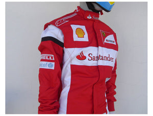 Fernando Alonso 2011 Replica Racing Suit