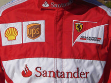 Load image into Gallery viewer, Fernando Alonso 2013 Replica Racing Suit