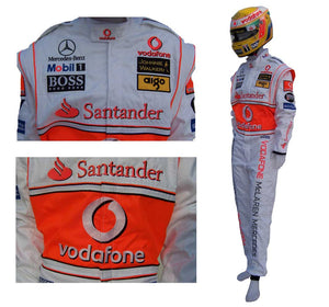 Fernando Alonso 2007 Replica Racing Suit