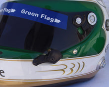 Load image into Gallery viewer, Rubens Barrichello 2010 300 GP SPA Replica Helmet