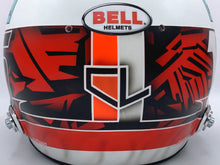Load image into Gallery viewer, Charles Leclerc 2019 SPA GP Replica Helmet