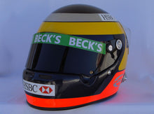 Load image into Gallery viewer, Pedro De La Rosa 2001 Replica Helmet