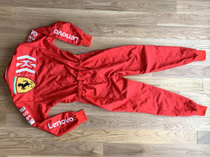 Charles Leclerc 2019 Mission Winnow Replica Racing Suit
