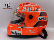 Load image into Gallery viewer, Michael Schumacher 2005 Replica Helmet