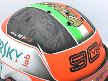 Load image into Gallery viewer, Charles Leclerc 2019 MONZA GP Replica Helmet