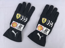 Load image into Gallery viewer, Sebastian Vettel 2019 Mission Winnow Replica Racing Gloves