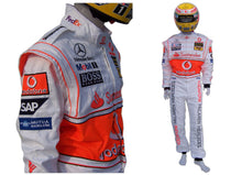 Load image into Gallery viewer, Fernando Alonso 2007 Replica Racing Suit