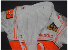 Load image into Gallery viewer, Lewis Hamilton 2010 Replica Racing Suit