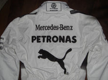 Load image into Gallery viewer, Lewis Hamilton 2014 Replica Racing Suit
