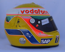 Load image into Gallery viewer, Lewis Hamilton 2009 Replica Helmet