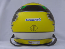 Load image into Gallery viewer, Nico Rosberg 2010 Replica Helmet