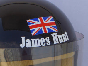 James Hunt 1976 VINTAGE Replica Helmet