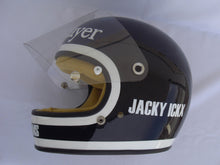 Load image into Gallery viewer, Jacky Ickx 1974 Replica Helmet