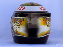 Load image into Gallery viewer, Eddie Irvine 2000 Replica Helmet
